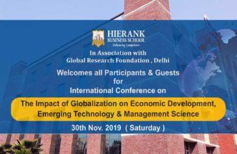 Hierank International Conference