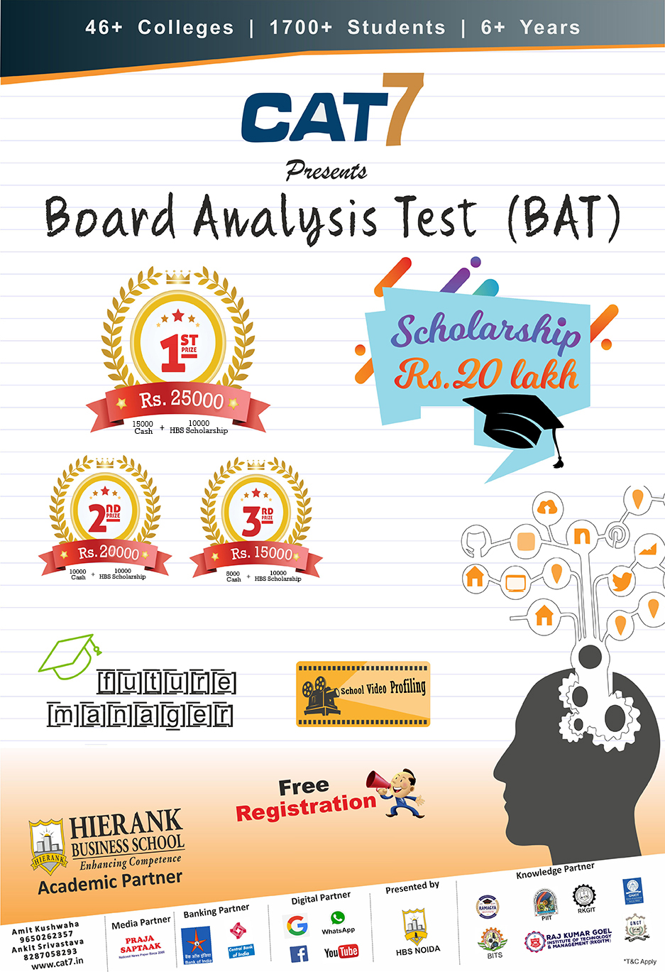 Board Analysis Test (BAT)
